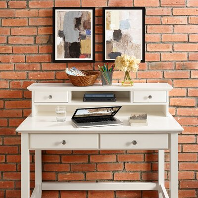 Edwin 8.5 H x 42 W Desk Hutch