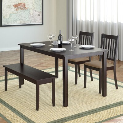 Dunster 4 Piece Dining Set