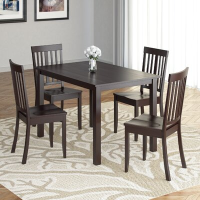 Dunster 5 Piece Dining Set
