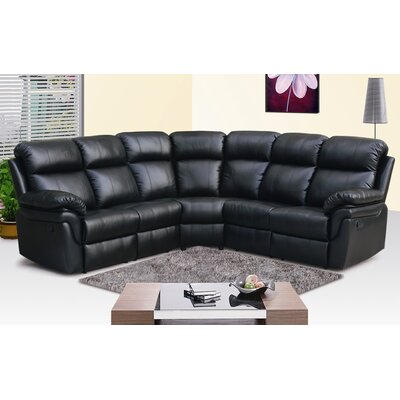 Darby Home Co DBHC6442 27712326 Carruthers Sectional Upholstery