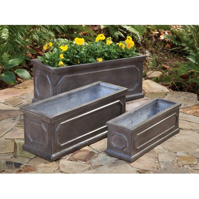 Valenzano 3-Piece Composite Planter Box Set
