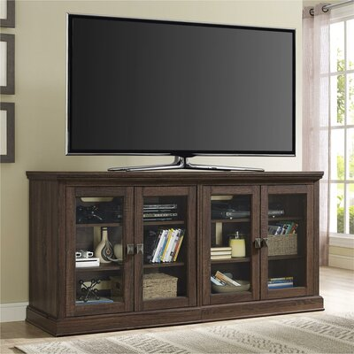 DeSales 65 TV Stand Color: Medium Oak