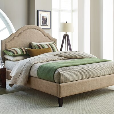 Prenda Upholstered Platform Bed Size: King