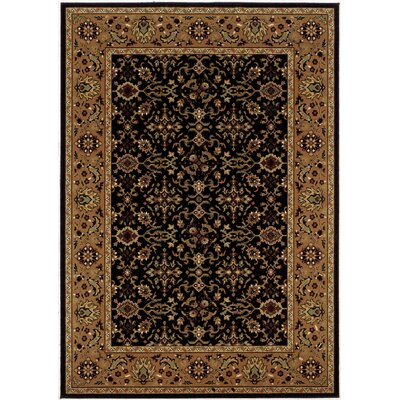 Edwards Brown/Beige Area Rug Rug Size: Rectangle 710 x 111