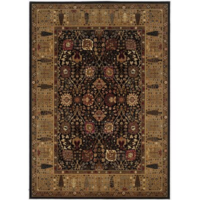 Edwards Brown Area Rug