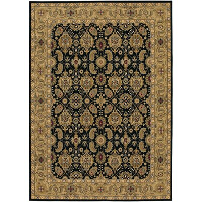 Edwards Brown/Beige Area Rug Rug Size: Rectangle 910 x 139