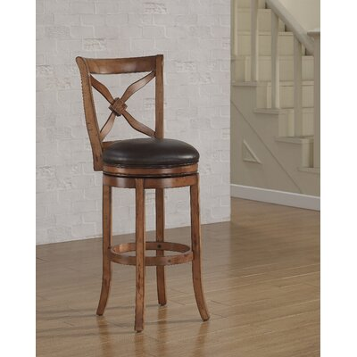 Brashears 26 Swivel Bar Stool
