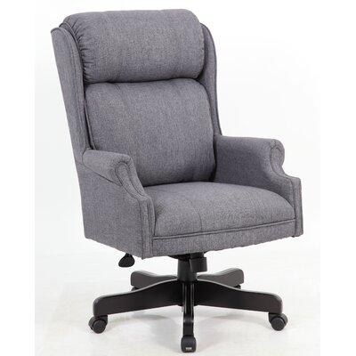 Gallipolis Executive Chair Color: Slate Gray