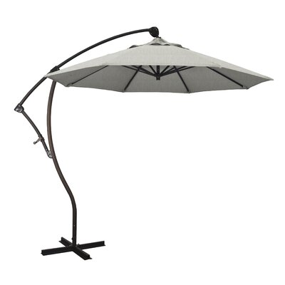 9' Welwyn Cantilever Umbrella Fabric: Sunbrella - Canvas Brick DBHC4549 29934159