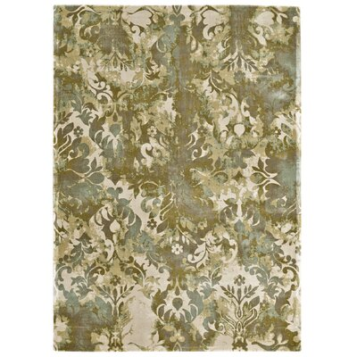 Southington Moss Area Rug Rug Size: Rectangle 74 x 103
