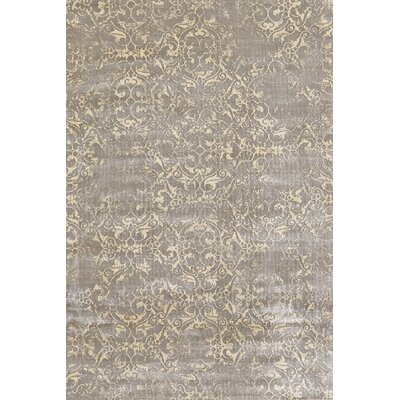 Judith Slate Area Rug Rug Size: Rectangle 92 x 122