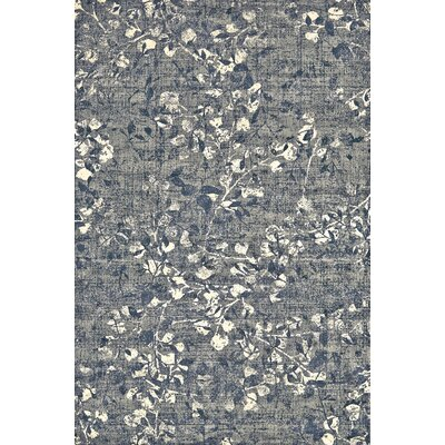 Julia Noir Area Rug Rug Size: Rectangle 92 x 122