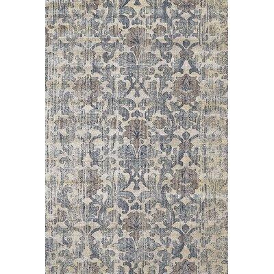 Karen Driftwood Area Rug Rug Size: 74 x 103