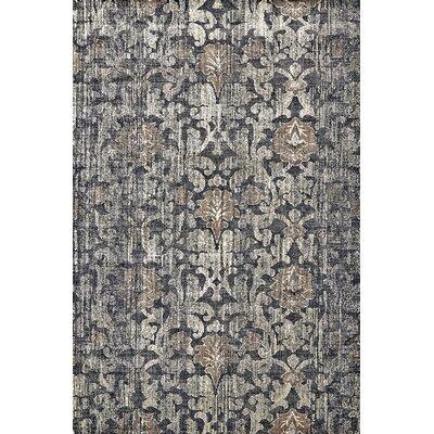 Kathleen Granite Area Rug Rug Size: 5 x 76