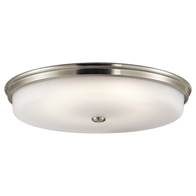 Larchwood 1-Light Flush Mount
