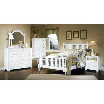 Marquardt Panel Customizable Bedroom Set