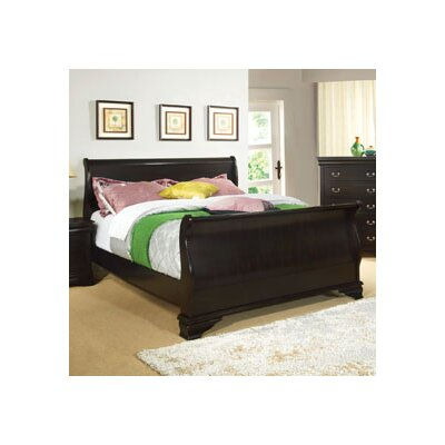 Dinah Sleigh Bed Size: Full