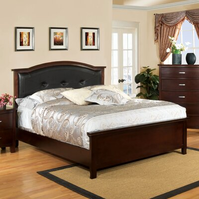 Dominick Upholstered Panel Bed Size: Eastern King