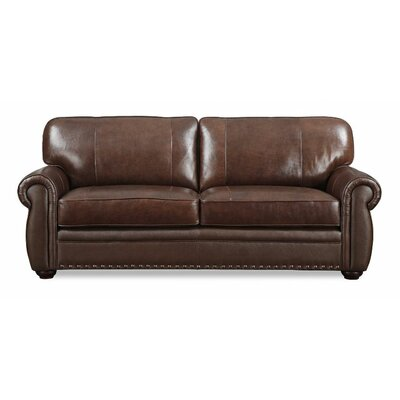 Laurie Leather Sofa