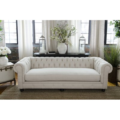 Fiske Chesterfield Sofa