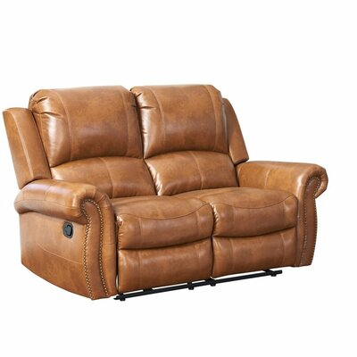 Bitter Root Leather Sofa and Loveseat Set