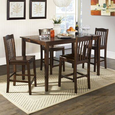 Birmingham 5 Piece Counter Height Dining Set