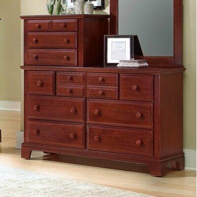 Cedar Drive 10 Drawer Dresser