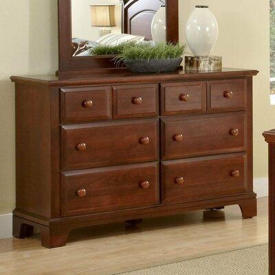 Cedar Drive 6 Drawer Dresser