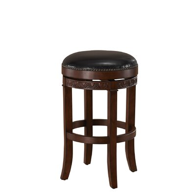 Knipp 34 inch Swivel Bar Stool