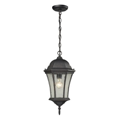 Regner 1-Light Mini Pendant