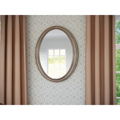 Swanigan Oval Wall Mirror