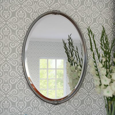 Beveled Mirror Finish: Polished Nickel
