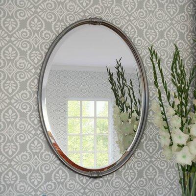 Beveled Mirror Finish: Polished Nickel