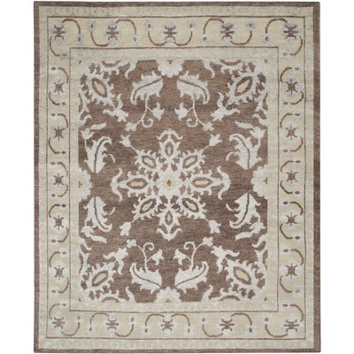 Mailus Charcoal Rug Rug Size: Rectangle 5 x 8