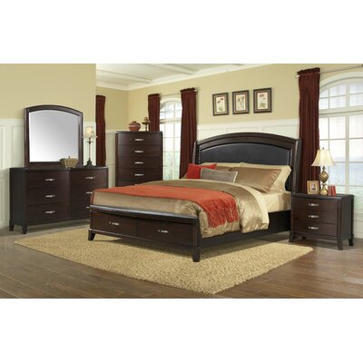 Mcduffie Storage Sleigh Customizable Bedroom Set