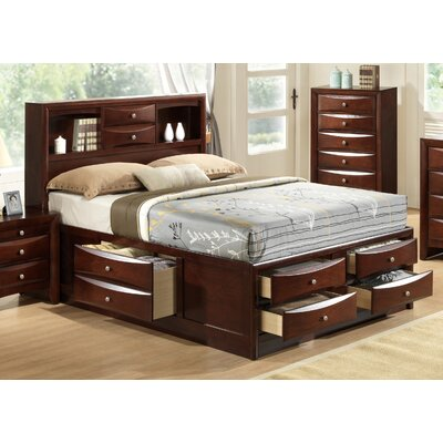 Moriarty Platform Bed