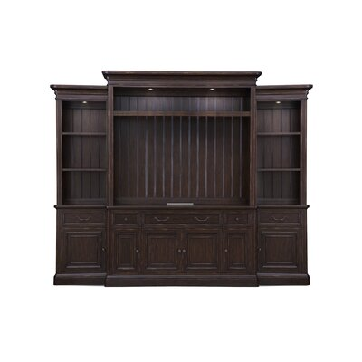 Hernandes Entertainment Center with Pier