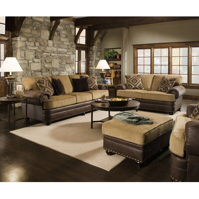 Simmons Upholstery Aurora Living Room Collection