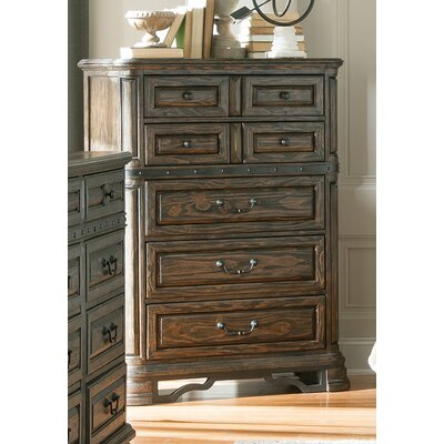 Monterrey 7 Drawer Lingerie Bedroom Chest