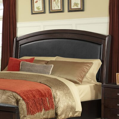Mcduffie Upholstered Panel Headboard Size: King