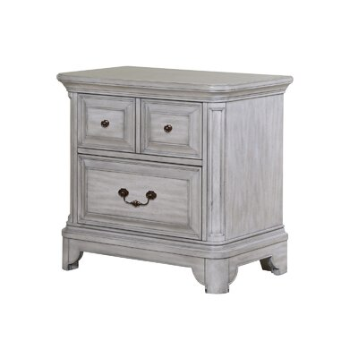 Chelmscote 2 Drawer Nightstand