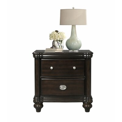 Chapman 2 Drawer Power Nightstand