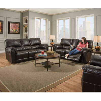 Simmons Upholstery Colwyn Cuddler Recliner Type: Power