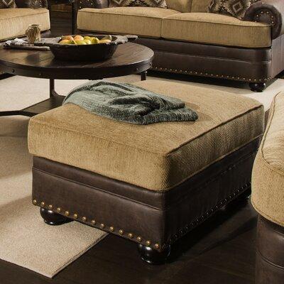 Simmons Upholstery Aurora Ottoman