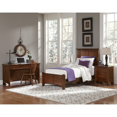 Gastelum Mansion King Panel Headboard Color: Warm Cherry