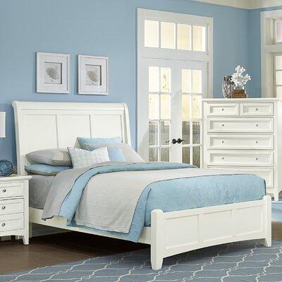 Gastelum Wood Sleigh Bed