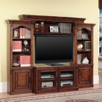 Centerville Expandable Entertainment Center