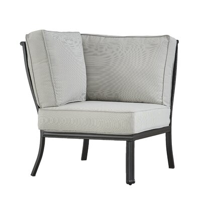Brunelle Corner Chair with Cushions