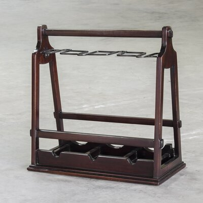Machias Floor Wine Bottle Rack
