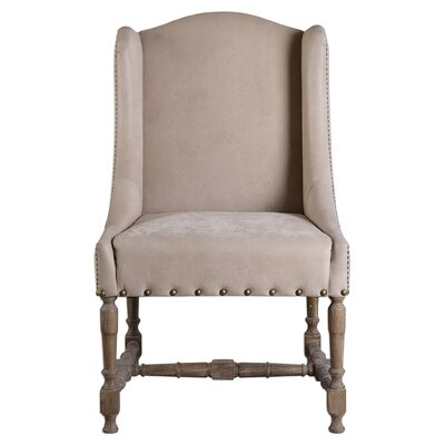 Rhinebeck Leather Armchair